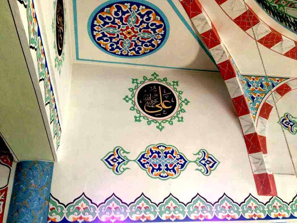 Afsin-Pir-Ali-Cami-nakkas-calismasi-19