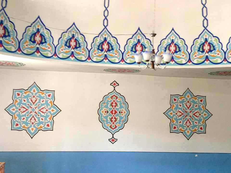 Afsin-Pir-Ali-Cami-nakkas-calismasi-3
