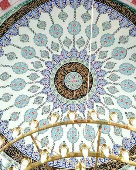 Afsin-Pir-Ali-Cami-nakkas-calismasi