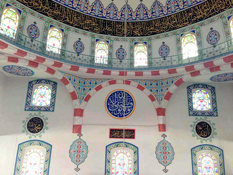 Afsin-Pir-Ali-Cami-nakkas-calismasi-5