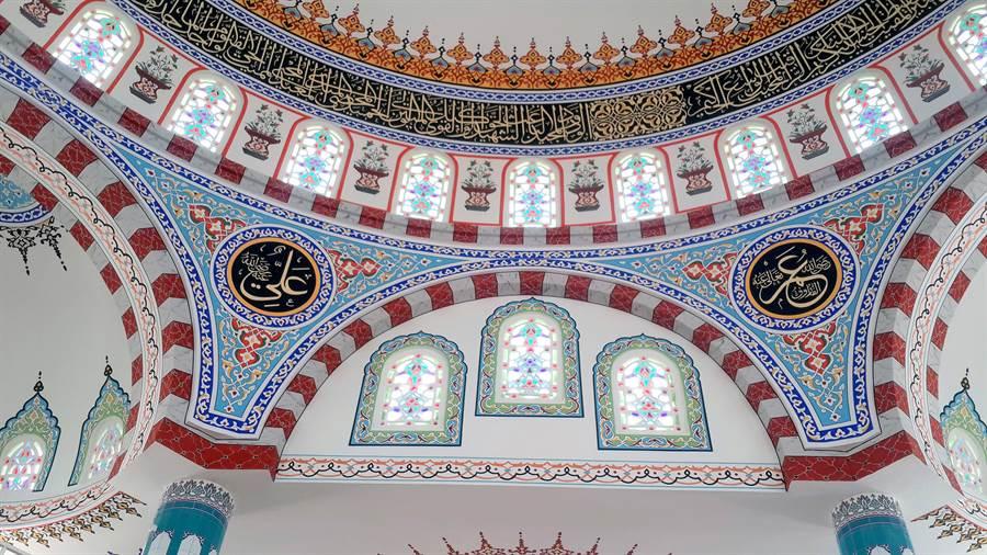osmaniye-bulbul-cami-kubbe-nakkas-ustasi