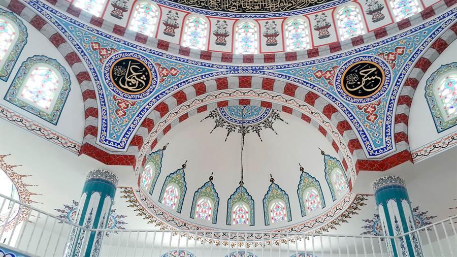 osmaniye-bulbul-cami-kubbe-susleme