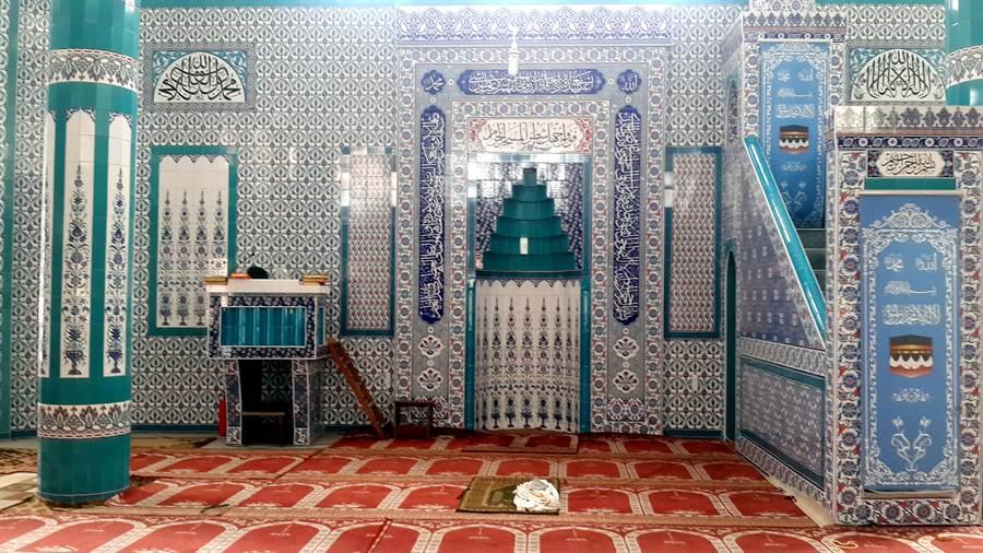 osmaniye-bulbul-cami-mihrap-nakkas-ustasi